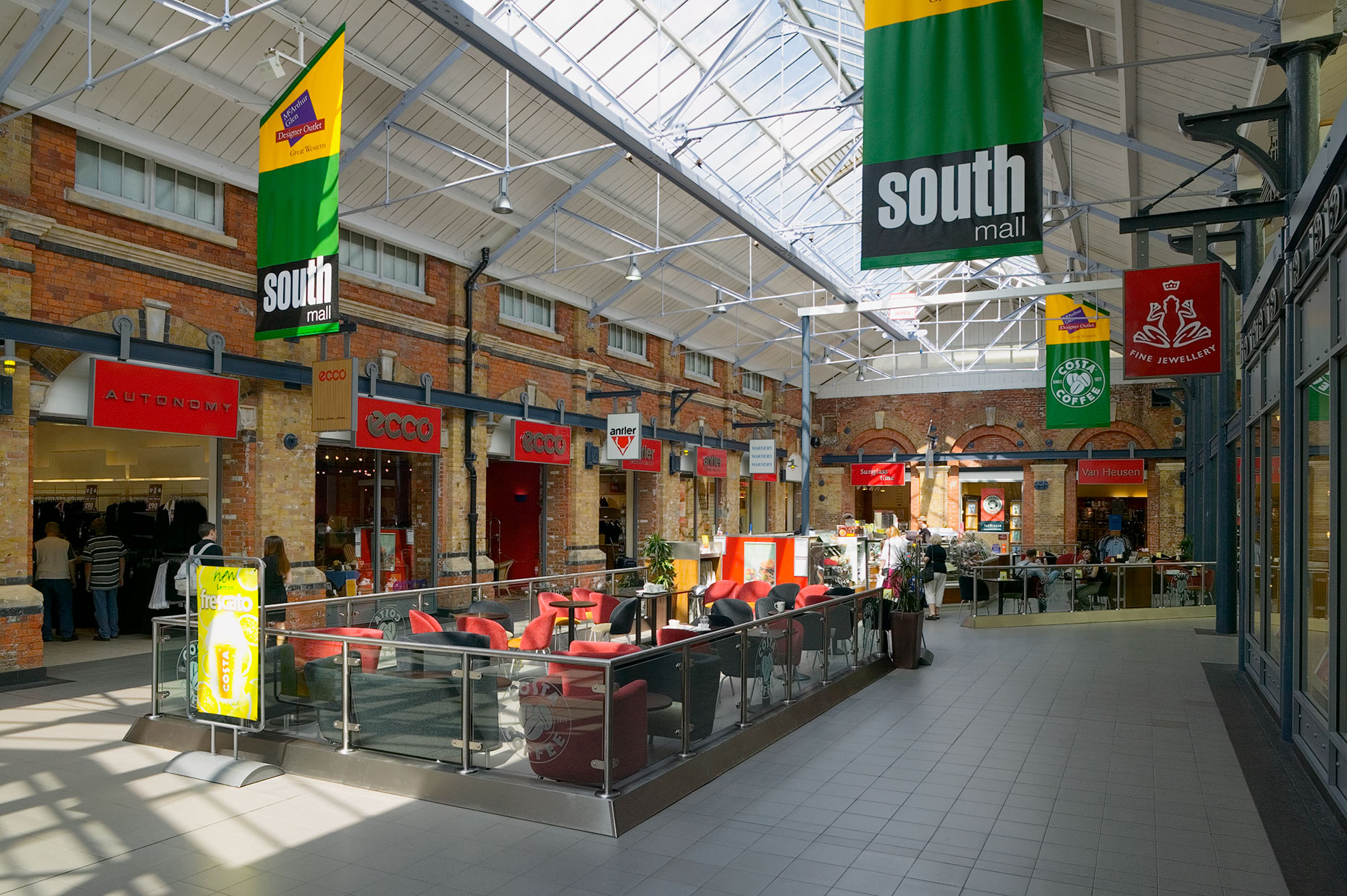 Great Western Mall, Swindon