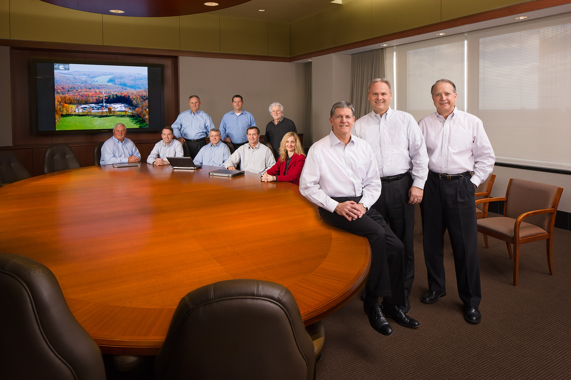Cabot Oil & Gas Executive Team