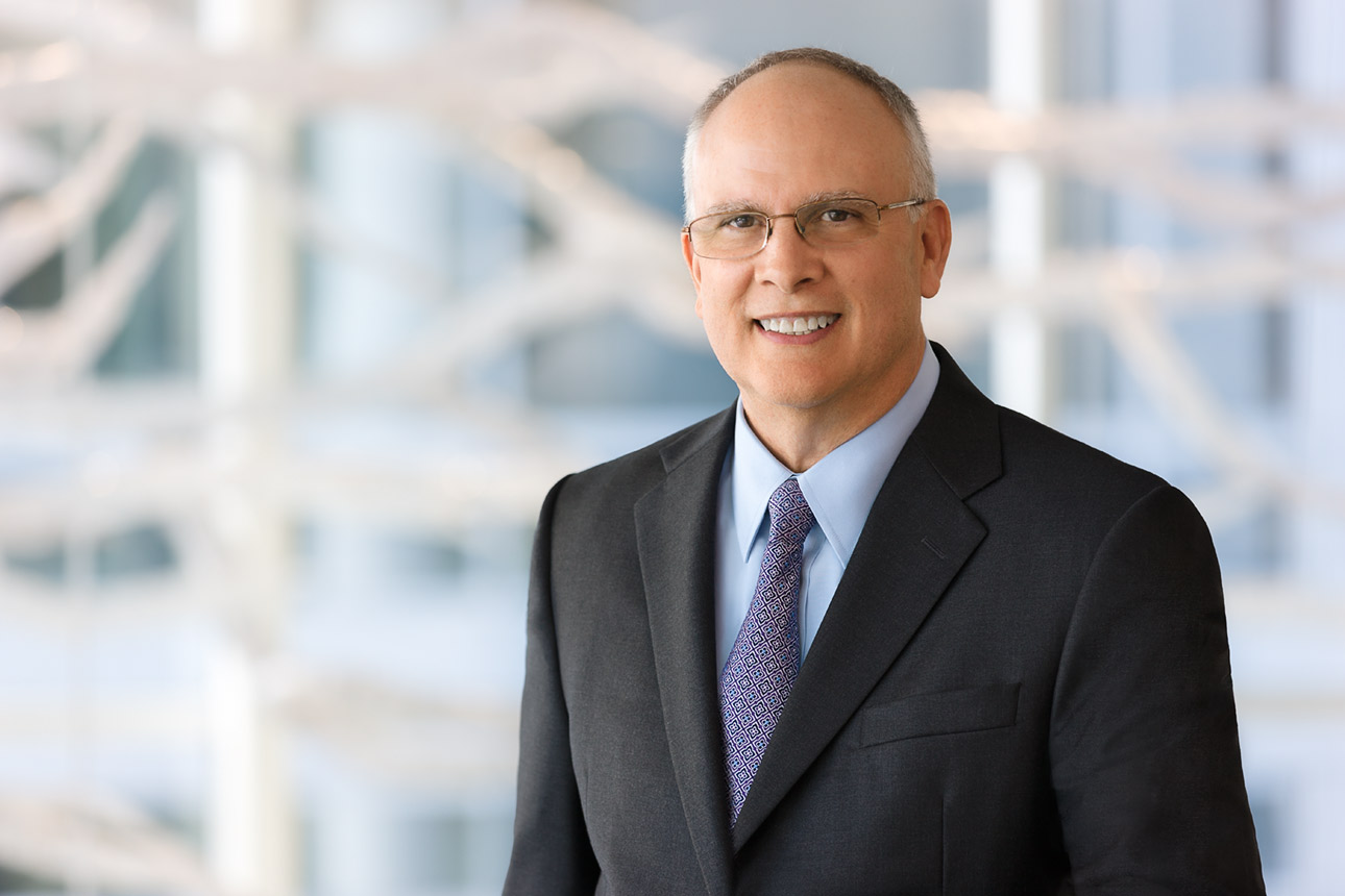 David L. Stover, Chairman, President, & Chief Executive Officer, Noble Energy, Houston, Texas
