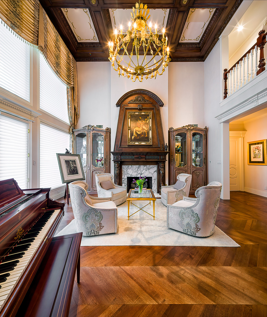 Interior Design by Janus Lazaris, ASID Designer, Houston, Texas