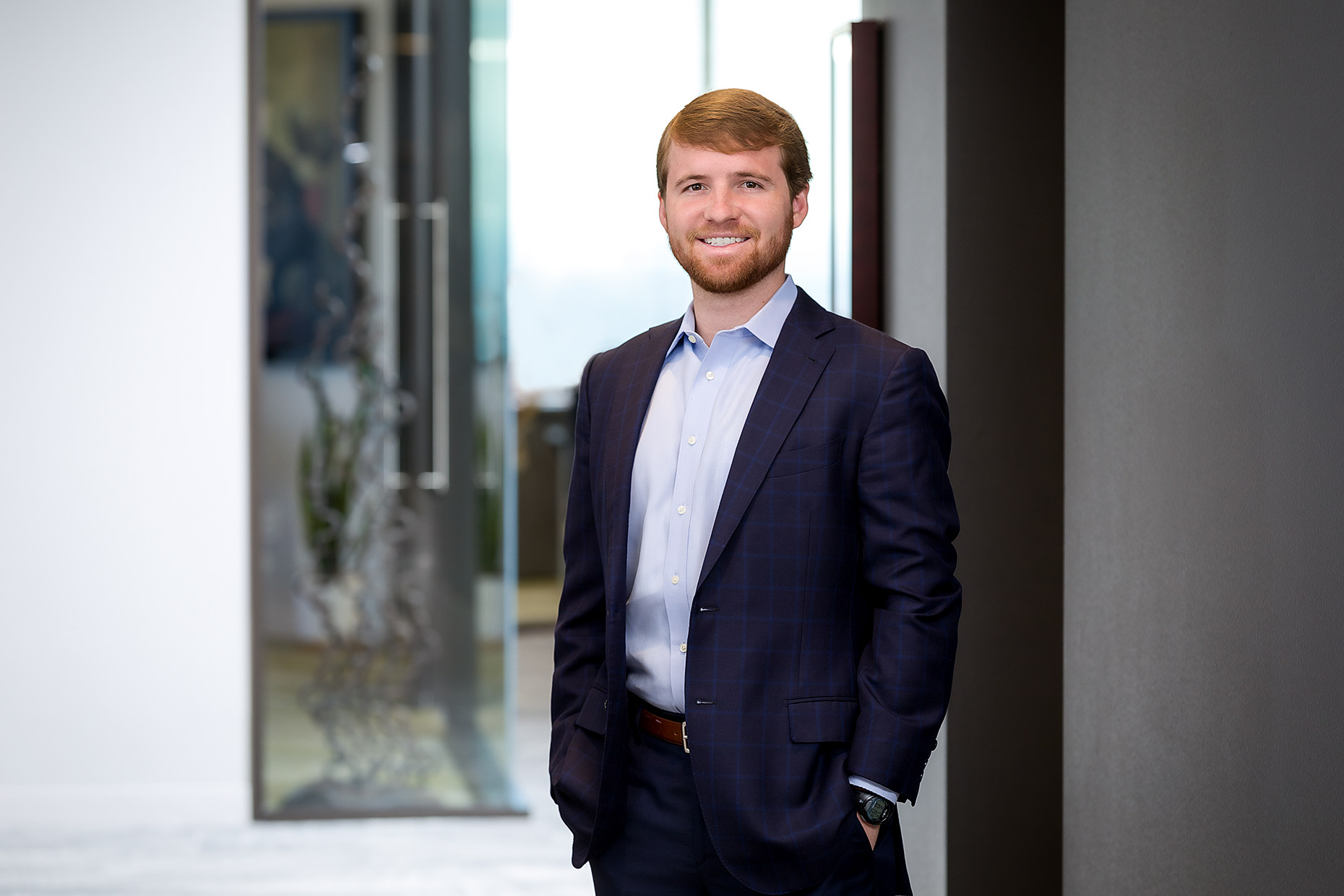 Harrison Kane, VP/Brokerage, Rocksprings, Houston, Texas